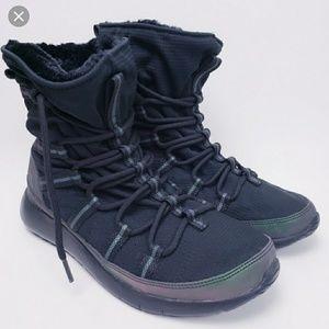 Nike Roshe One Hi SE GS High Reflective Black Kid